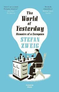 bokomslag The World of Yesterday