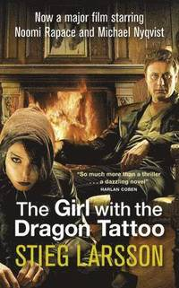 bokomslag The Girl with the Dragon Tattoo FTI