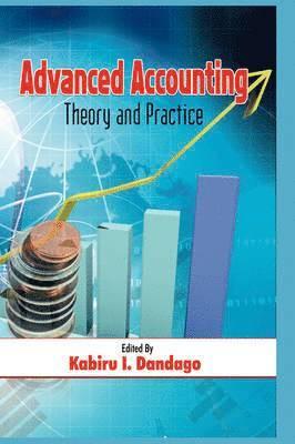 bokomslag Advanced Accountancy