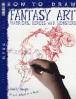 bokomslag How To Draw Fantasy Art