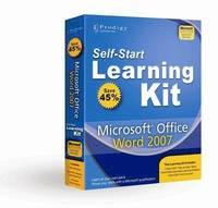 bokomslag Microsoft Office Word 2007 Self-Start Learning Kit