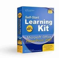 bokomslag Microsoft Office PowerPoint 2007 Self-Start Learning Kit