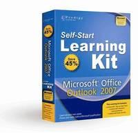 bokomslag Microsoft Office Outlook 2007 Self-Start Learning Kit