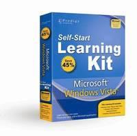 bokomslag Microsoft Windows Vista Self-Start Learning Kit