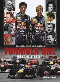 bokomslag Formula One: The Complete Story