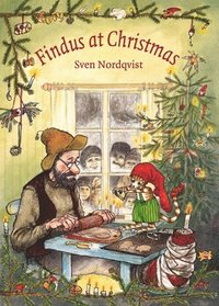 bokomslag Findus at christmas