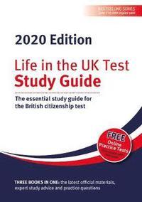 bokomslag Life in the UK Test: Study Guide 2020
