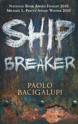 bokomslag Ship Breaker: Number 1 in series