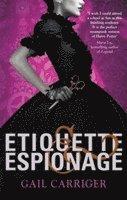 bokomslag Etiquette and Espionage: Number 1 in series
