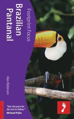 bokomslag Footprint Focus: Brazilian Pantanal