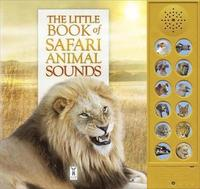 bokomslag The Little Book of Safari Animal Sounds