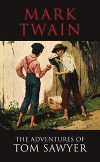 bokomslag The Adventures of Tom Sawyer