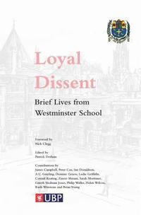 bokomslag Loyal Dissent