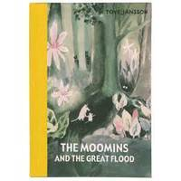 bokomslag Moomins and the Great Flood