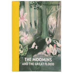 bokomslag Moomins and the Great Flood