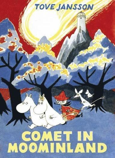 bokomslag Comet in Moominland
