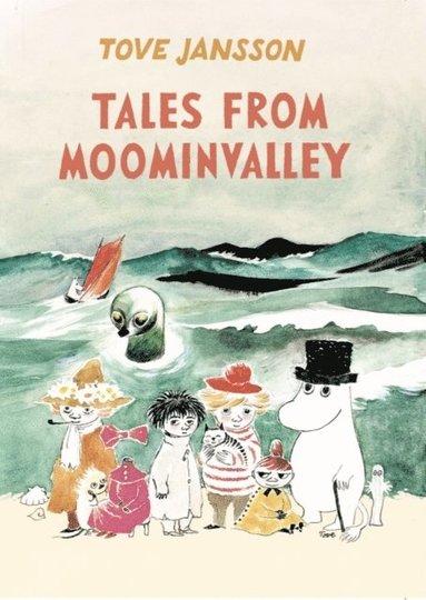 bokomslag Tales From Moominvalley