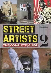 bokomslag Street Artists 2
