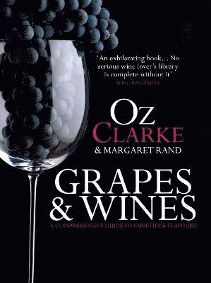 bokomslag Grapes & wines - a comprehensive guide to varieties and flavours