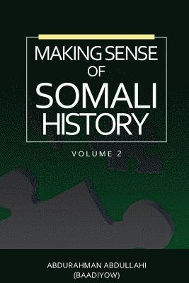 bokomslag Making Sense of Somali History