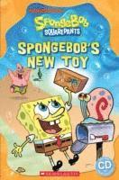 bokomslag Spongebob Squarepants: SpongeBob's New Toy