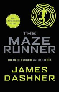 bokomslag The Maze Runner