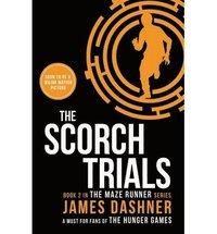 bokomslag The Scorch Trials