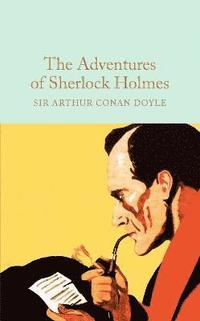bokomslag The Adventures of Sherlock Holmes