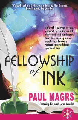 bokomslag Fellowship of ink