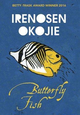 bokomslag Butterfly fish