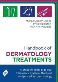bokomslag Handbook of Dermatology Treatment