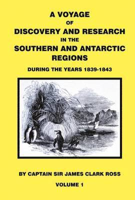 bokomslag Voyage of discovery & research in the southern and antarctic regions during