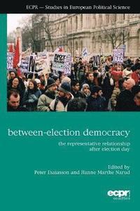 bokomslag Between-Election Democracy
