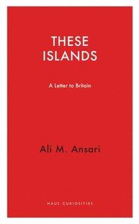 bokomslag These Islands