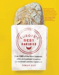 bokomslag Europe's Best Bakeries