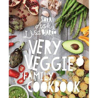 bokomslag Very Veggie Family Cookbook