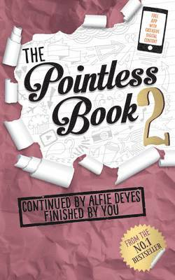 bokomslag The Pointless Book 2