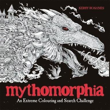 bokomslag Mythomorphia: An Extreme Colouring and Search Challenge
