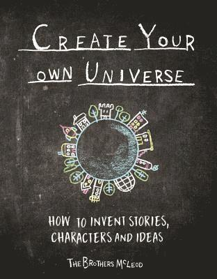 bokomslag Create your own universe