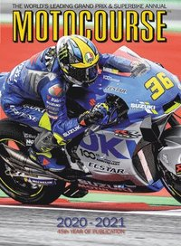 bokomslag Motocourse 2020-2021 Annual