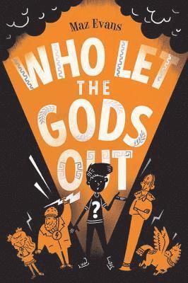 bokomslag Who let the gods out?