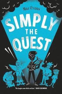 bokomslag Simply the quest