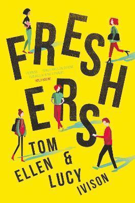 bokomslag Freshers