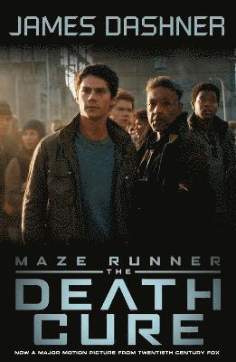 bokomslag Maze Runner 3: The Death Cure
