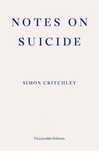 bokomslag Notes on Suicide