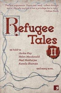 bokomslag Refugee Tales: 2