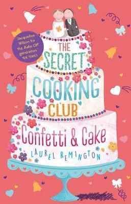 bokomslag Secret cooking club: confetti & cake