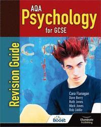 bokomslag AQA Psychology for GCSE: Revision Guide