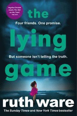 bokomslag Lying game