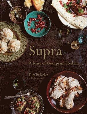 Supra - a feast of georgian cooking 1